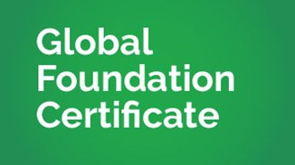 Foundation Certificate (Global)
