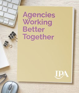 Agencies Working Better Together best practice guide