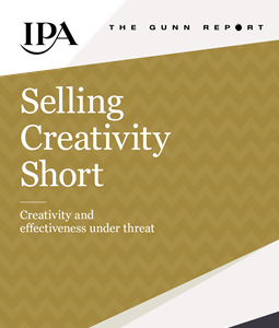 Selling Creativity Short: Creativity and effectiveness under threat