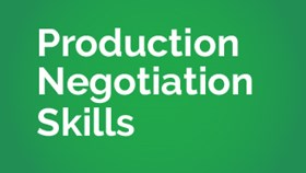 Production Negotiation Skills