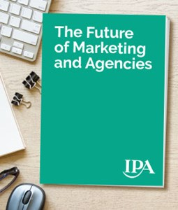 The Future of Marketing and Agencies