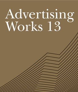 Advertising Works 13