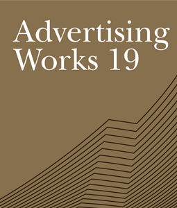 Advertising Works 19