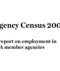 Agency Census 2002