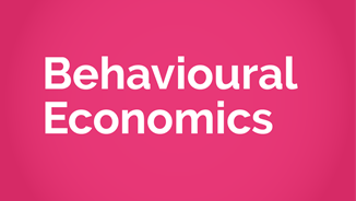 Applied Behavioural Economics