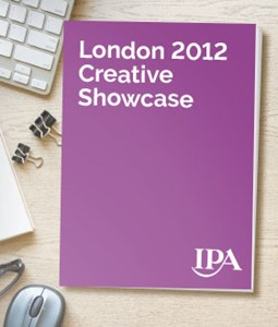 London 2012 Creative Showcase