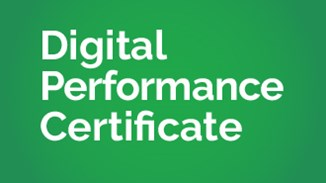 Digital Performance Certificate