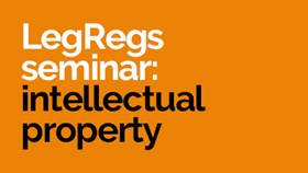 LegRegs Breakfast Webinars - Introduction to Intellectual Property