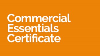 Commercial Essentials Certificate