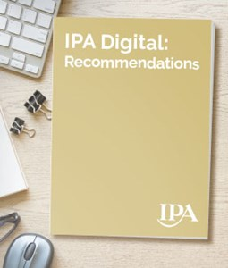 IPA Digital: Recommendations for Trading with Online Ad Networks