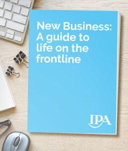 New Business: A guide to life on the frontline