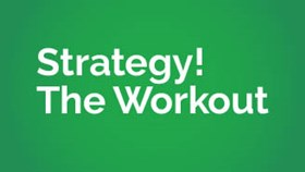 STRATEGY! The Workout with Mark Pollard from Mighty Jungle