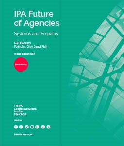 IPA Future of Agencies: Systems and Empathy
