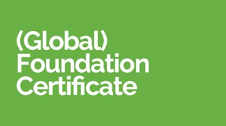 Foundation Certificate