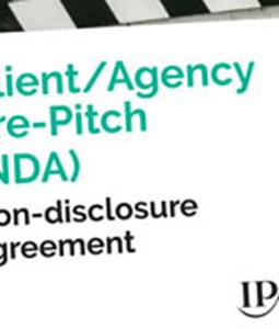 Client/Agency Pre-Pitch NDA