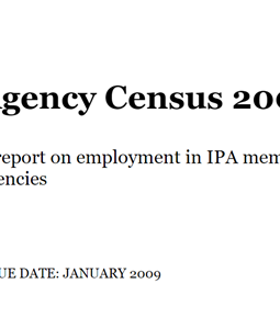 Agency Census 2008