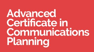 Advanced Certificate in Communications Planning