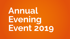 Annual Evening Event for Bristol, South West & Wales