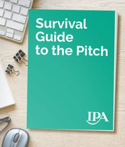 Survival Guide to the Pitch