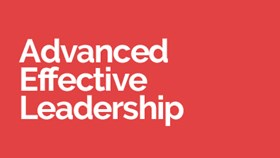 Advanced Effective Leadership Short Workshop