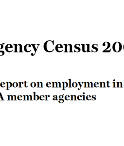Agency Census 2003